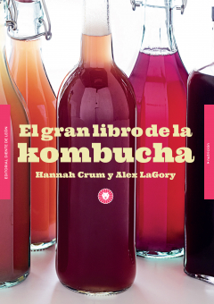 Gran Libro Kombucha Hannah Crum