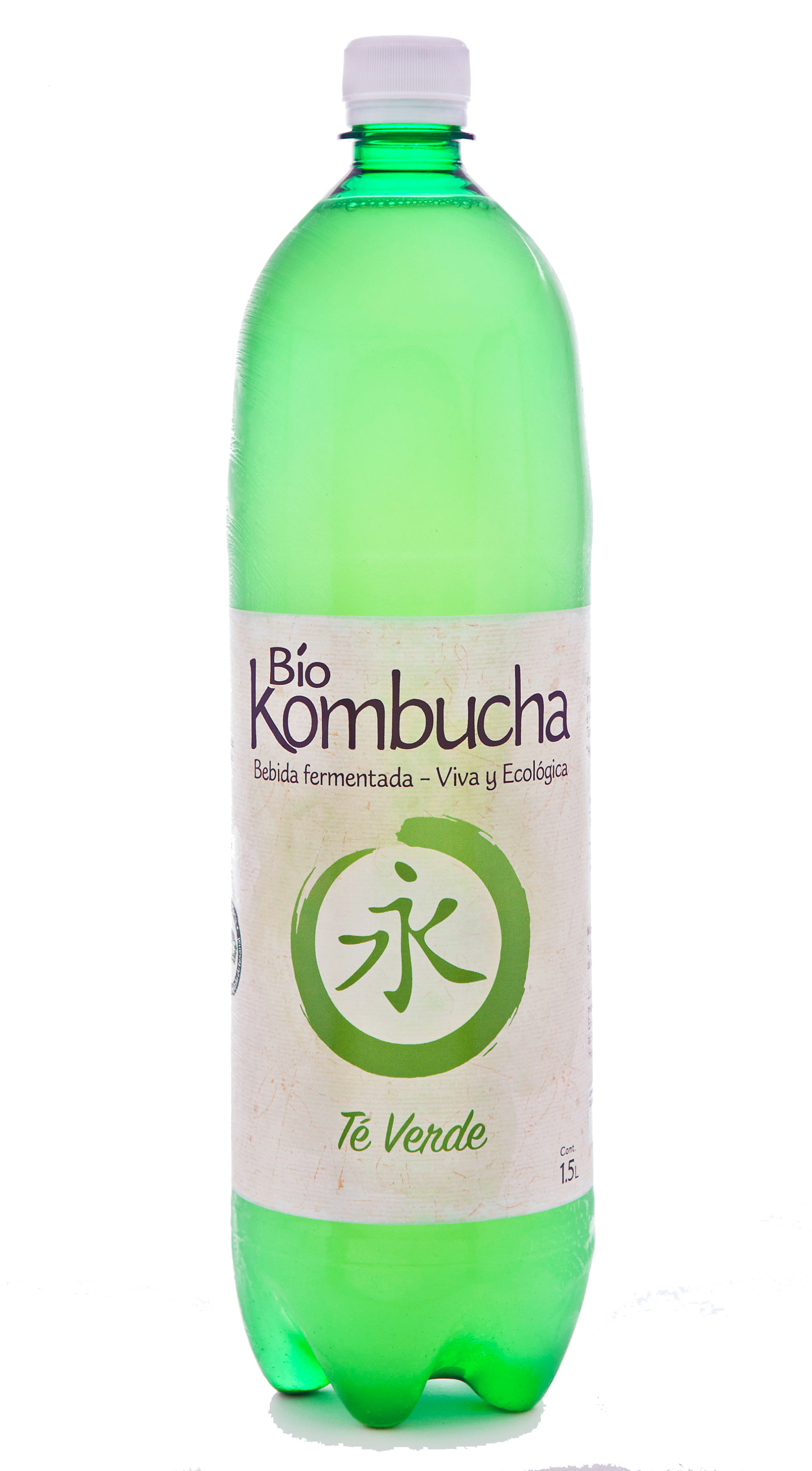 Bio Kombucha Te Verde 15l