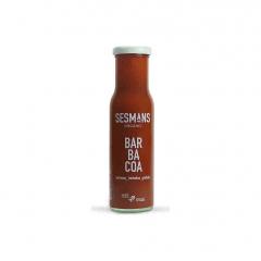 Salsa Barbacoa 240 G Sesmans