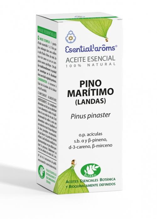 Aceite Esencial Pino Maritimo Esential Aroms