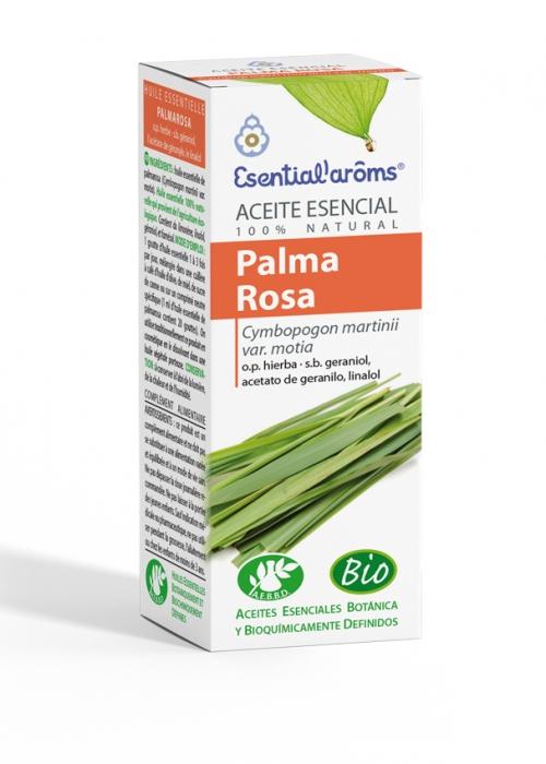 Aceite Esencial Palma Rosa 10ml Bio