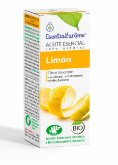 Aceite Esencial Limon 10ml Bio