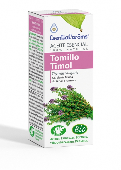 Aceite Esencial Tomillo 10ml Bio