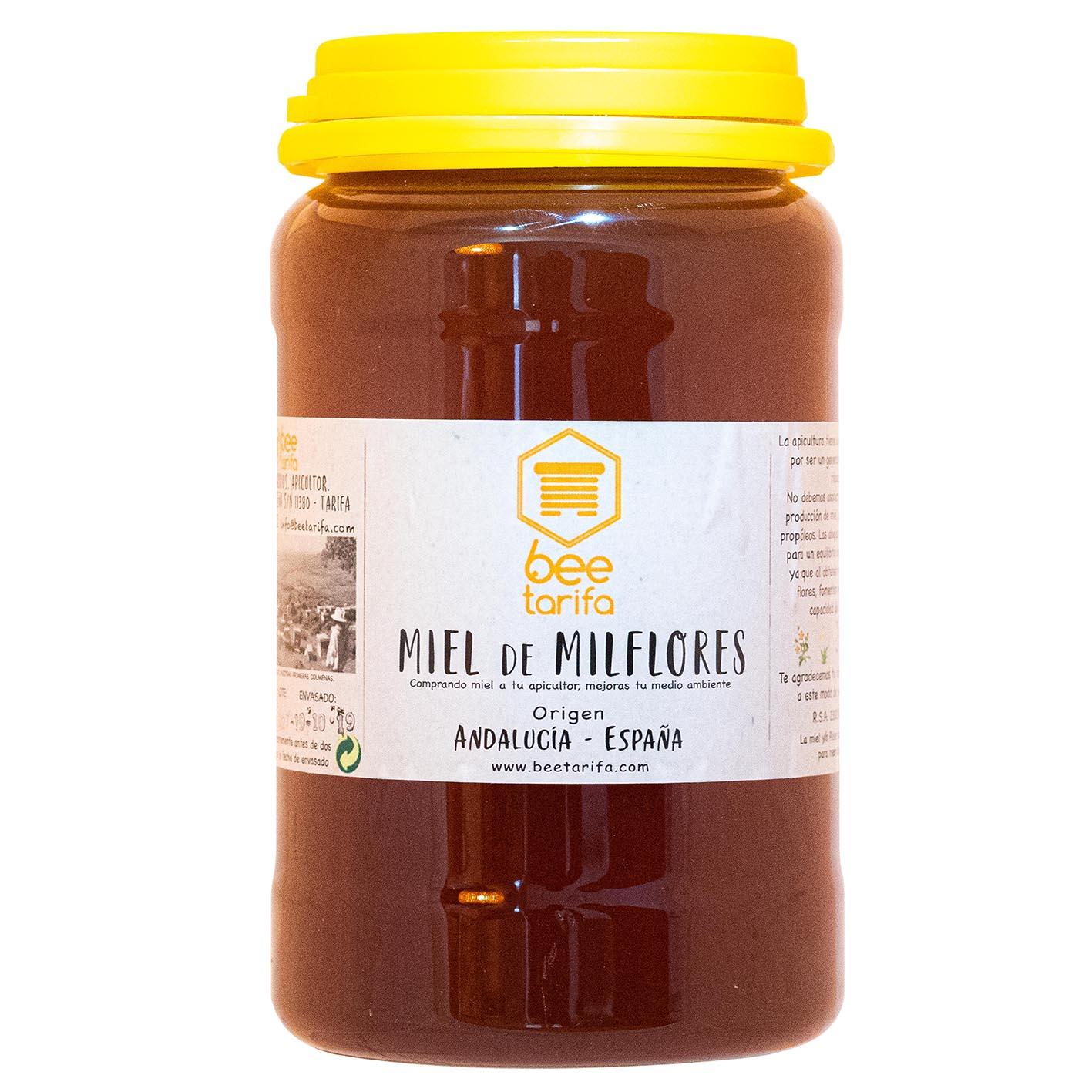 Miel De Milflores 2 Kg Bee Tarifa