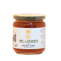 Miel Eucalipto Bio 500 G BeeTarifa