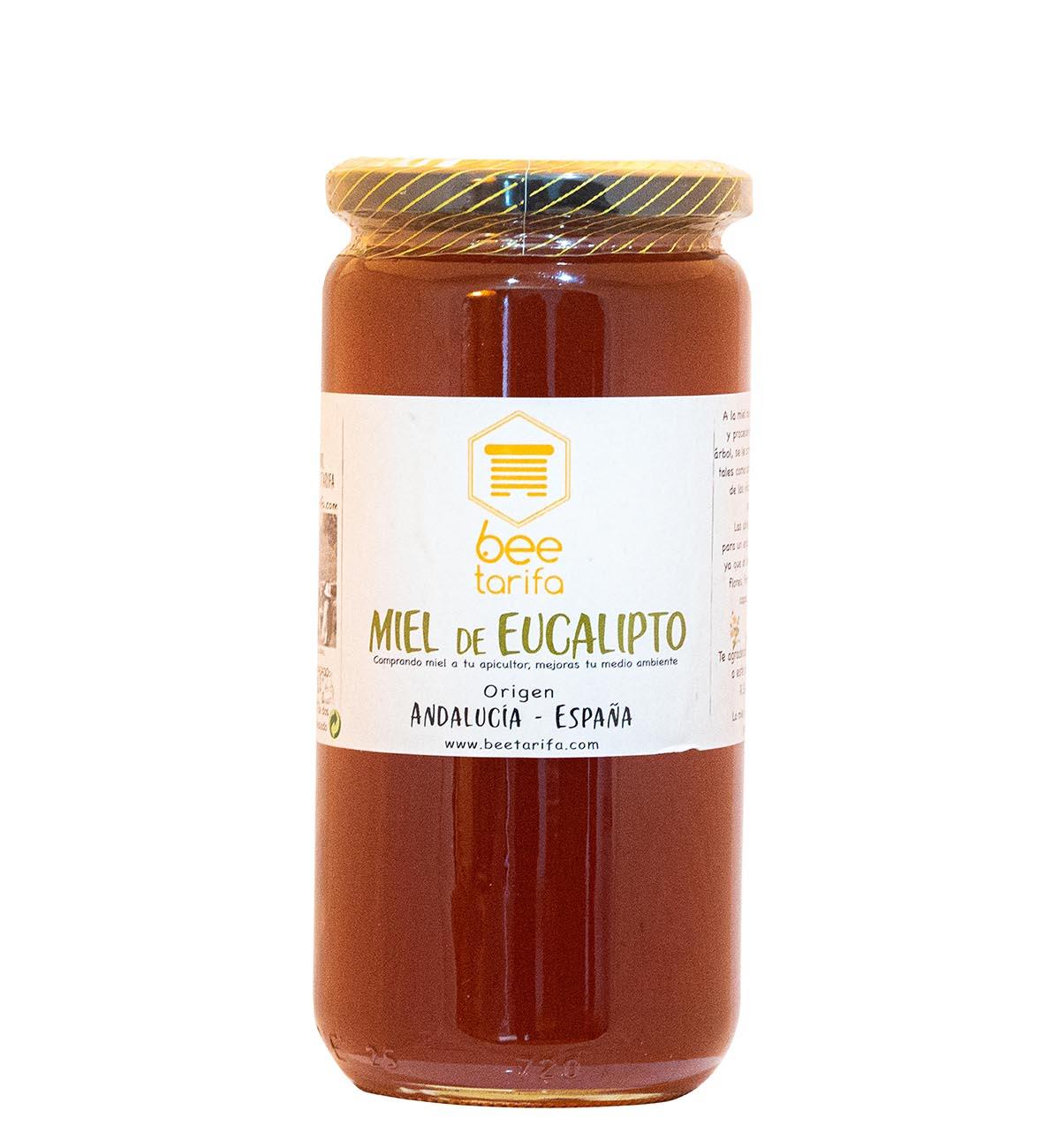 Miel Eucalipto Bio 1 Kg Bee Tarifa