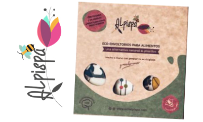 Alpispa Eco Envoltorio Pack 3 Tallas