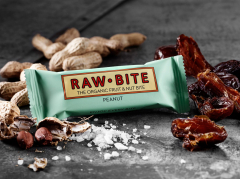 Barrita Raw Bite Cacahuetes