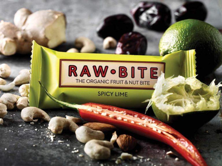 Barrita Raw Bite Lima Picante