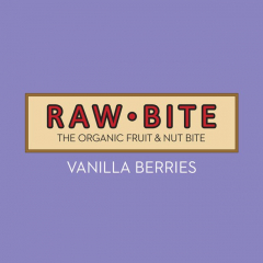 Barrita Raw Bite Vainilla Bayas 2