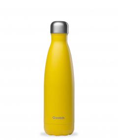Botella isotérmica Inox Pop amarilla