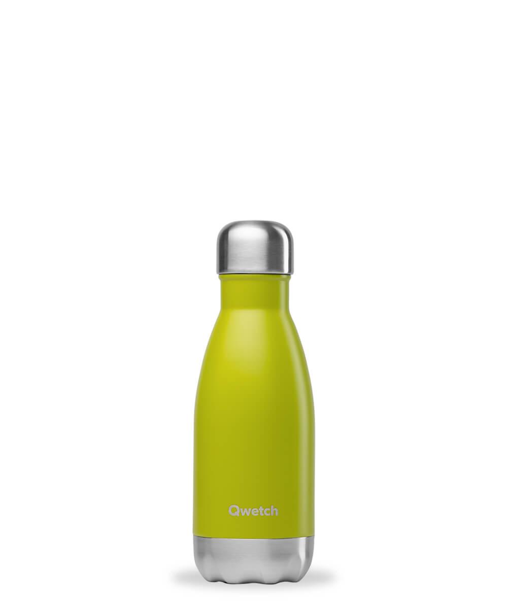 Botella isotérmica Inox verde 260 ml