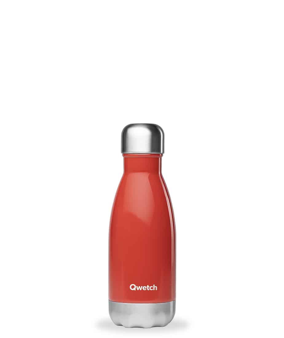 Botella Isotermica Rojo 260ml
