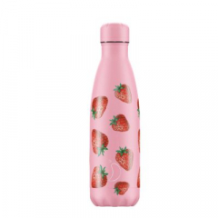 Botella Isotermica Fresas Chilly's
