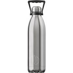 Botella isotermica Acero Inox Chilly's