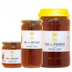 Miel Milflores bee tarifa 1 kilo
