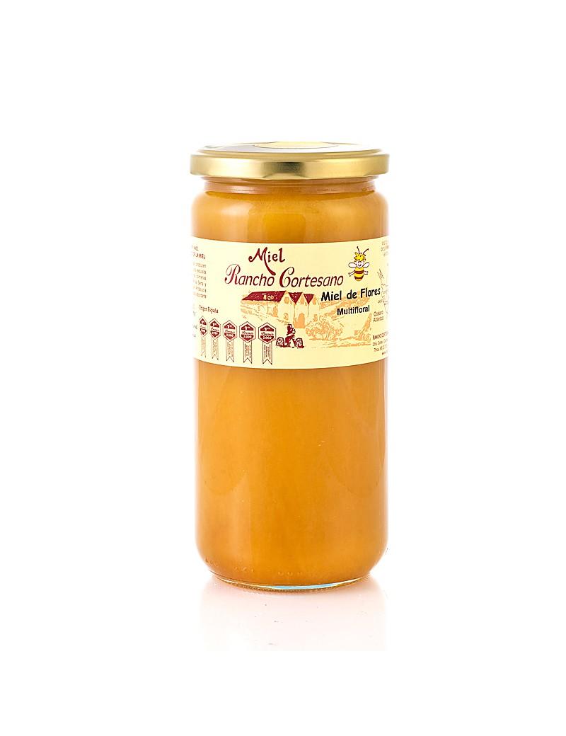 Miel de Flores Multifloral 1 kg Rancho Cortesano