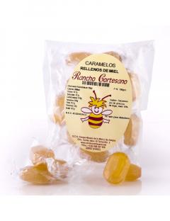 Caramelos De Miel y Jengibre Rancho Cortesano