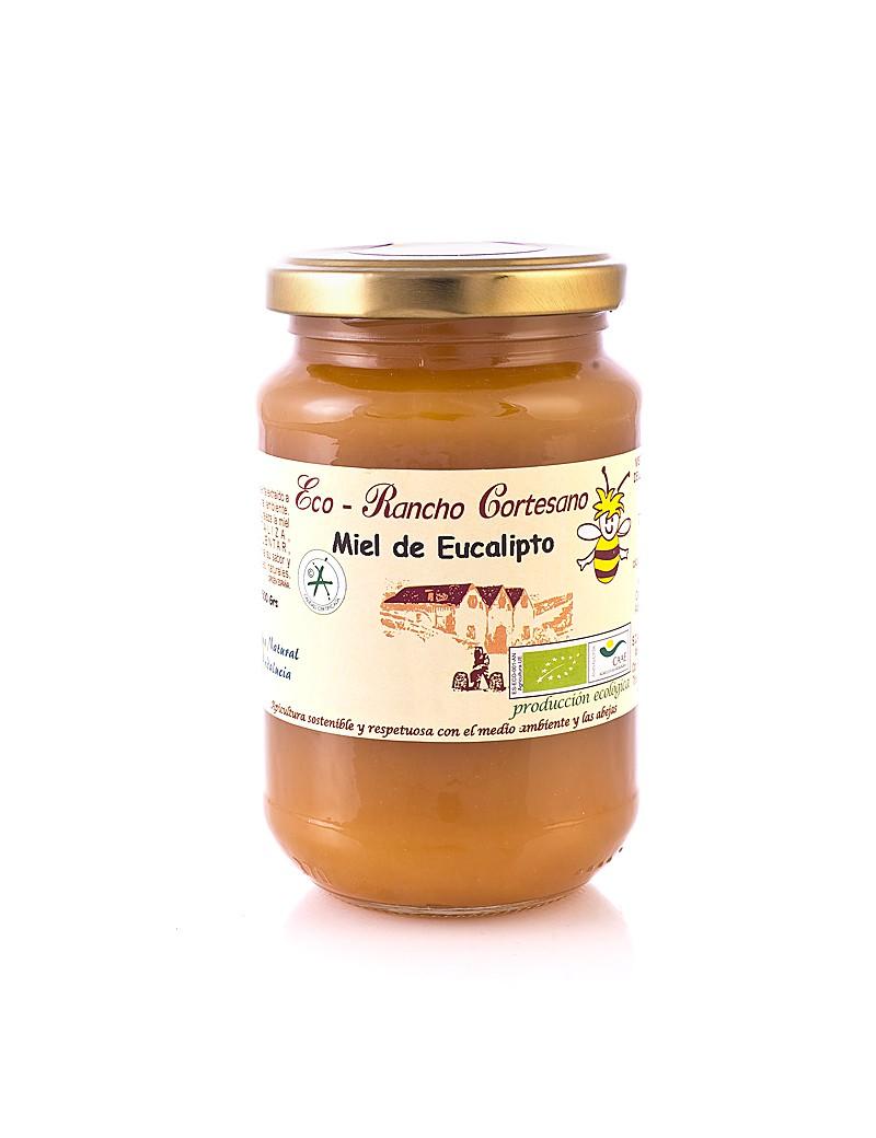 Miel De Eucalipto Eco 500 gr