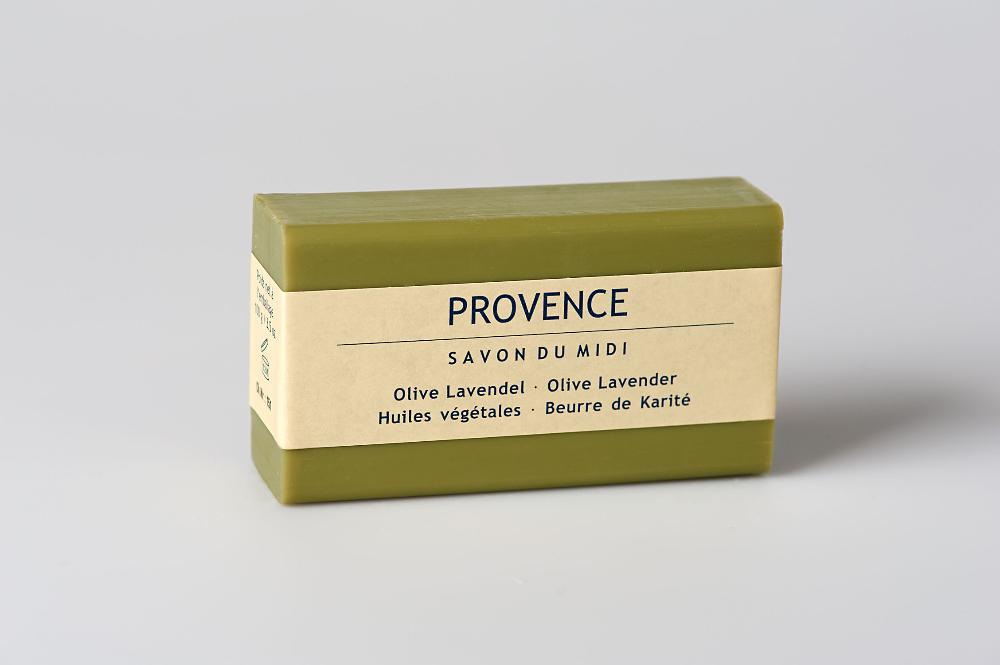 Jabon manteca karite Provence Savon du Midi