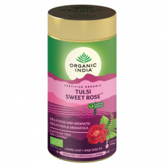 Tulsi Swet Rose Organic India