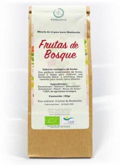 Mezcla Infusion Frutas Kombucha