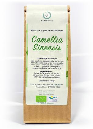 Mezcla Te Camellia Sinensis