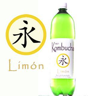 Bio Kombucha Limon 15l