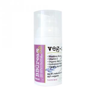 BB Cream 3d 01 Sand 30 Ml Veg-up