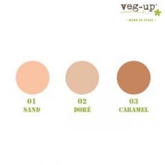 Polvo Compacto 03 Caramel 10 G Veg-up2