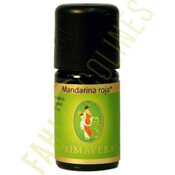 Aceite Esencial De Mandarina Roja Eco