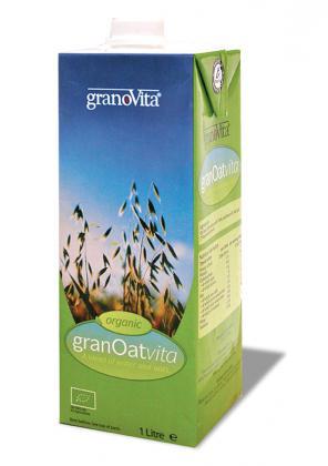 Bebida De Avena 1 Granovita Bio