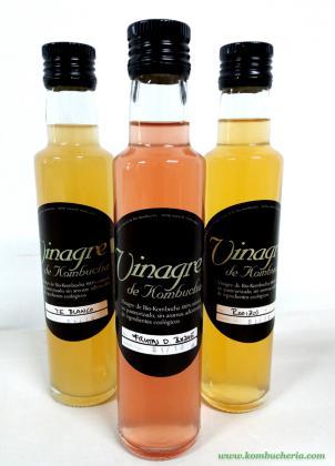 Vinagre Kombucha