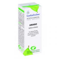 Aceite Esencial Amaro Salvia Sclarea Esentialaroms