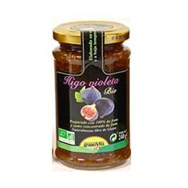 Mermelada De Higo Violeta Bio 240 Gr