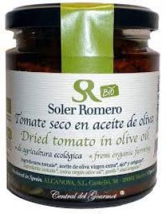 Tomate Seco  En Aceite De Oliva 240 Gr