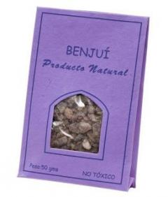 Benjui En Granulos 50 Gr La Rueda Natural