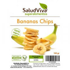 Bananas Chips 125 Gr