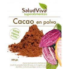 Cacao En Polvo Superalimentos 250 Gr