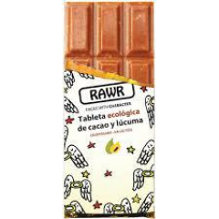 Tableta Ecologica De Cacao Y Lucuma 60 Gr