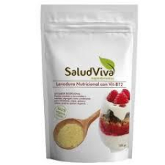 Levadura Nutricional Con Vit-B12 125 Gr