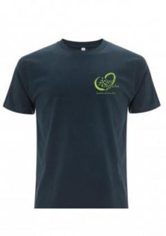 Camiseta Kombuchate Azul