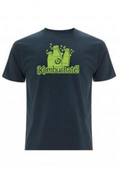 Camiseta Kombuchate Azul 2