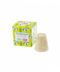 Desodorante Solido Con Aceite De Palmarosa 30 G Lamazuna