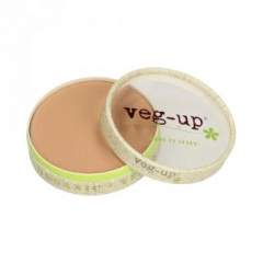 Maquillaje Compacto 01 Sand 10 Gr Veg-up