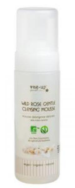 Mousse Limpiadora De Rosa Salvaje  150 Ml Veg-up